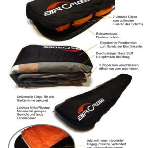 AirCross Zellenpacksack