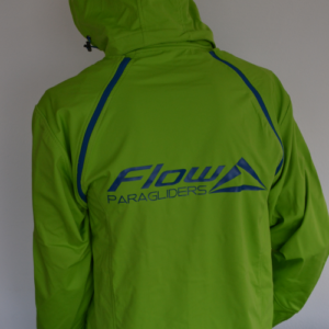 Softshell-Team-Jacke lime